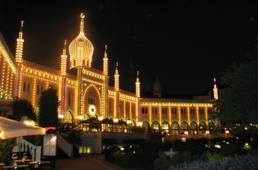 5 Reasons to Trade in Disneyland for Tivoli Gardens