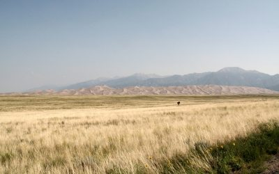 Destination Suggestions – Great Sand Dunes of Colorado